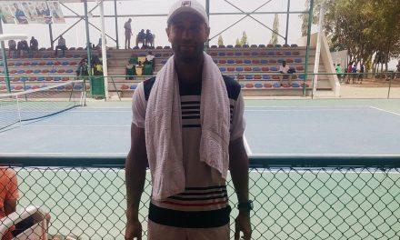 Tombim Abuja Open: Second seed, Sadio Doumbia cruises into second round