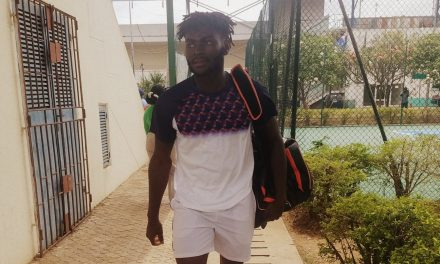 Tombim Abuja Open: Superb Sylvester Emmanuel powers into second round