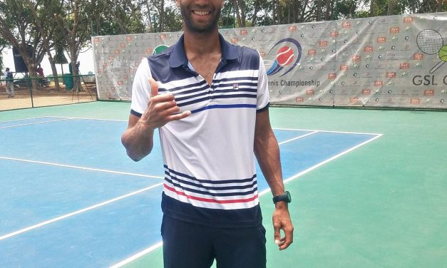 Tombim Abuja Open: Sadio Doumbia takes on Floyd Angele in all-French final showdown