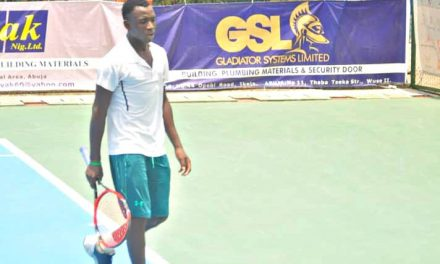 GSL Open: Musa Mohammed falls in opening round