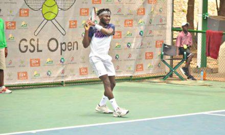 GSL Open: Sylvester Emmanuel, Imeh secure main draw spots