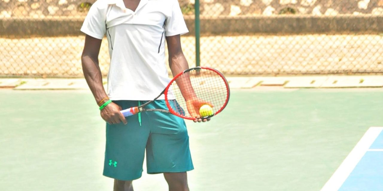 Musa Mohammed: From ball boy to competing on the ITF World Tennis Tour