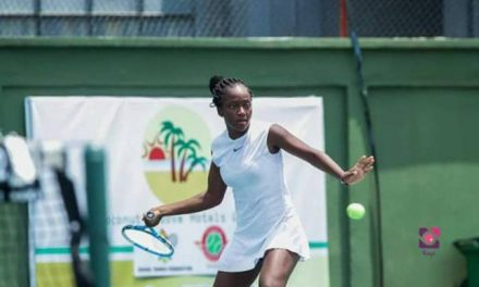 Oyinlomo Quadre returns to action in AJC U-16 event in Tunisia