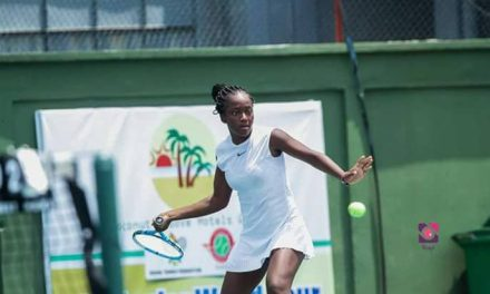 Oyinlomo Quadre advances to semifinals in Megrine