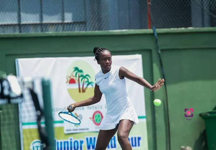 Oyinlomo Quadre advances to semifinals in Megrine