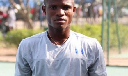 Uche Oparaoji opens ITF World Tour account as Dayak Tennis Championships kicks-off in Abuja