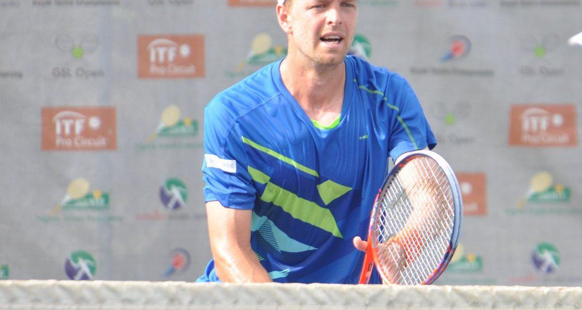 Dayak Tennis C'ship: Defending champion, Neuchrist falls to Kalenichenko in epic quarter-final battle