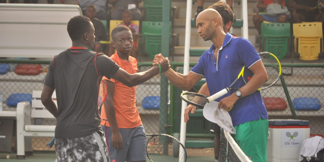 The 2019 ITF World Tennis Tour in Abuja in pictures