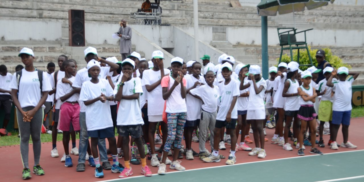 The 2019 CBN Junior Tennis Championship in pictures
