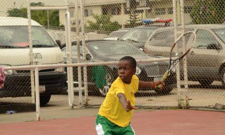 2019 SNEPCo Futures Tennis C'ship: Seun Ogunsakin on song as Omolade bounces back on Day 2
