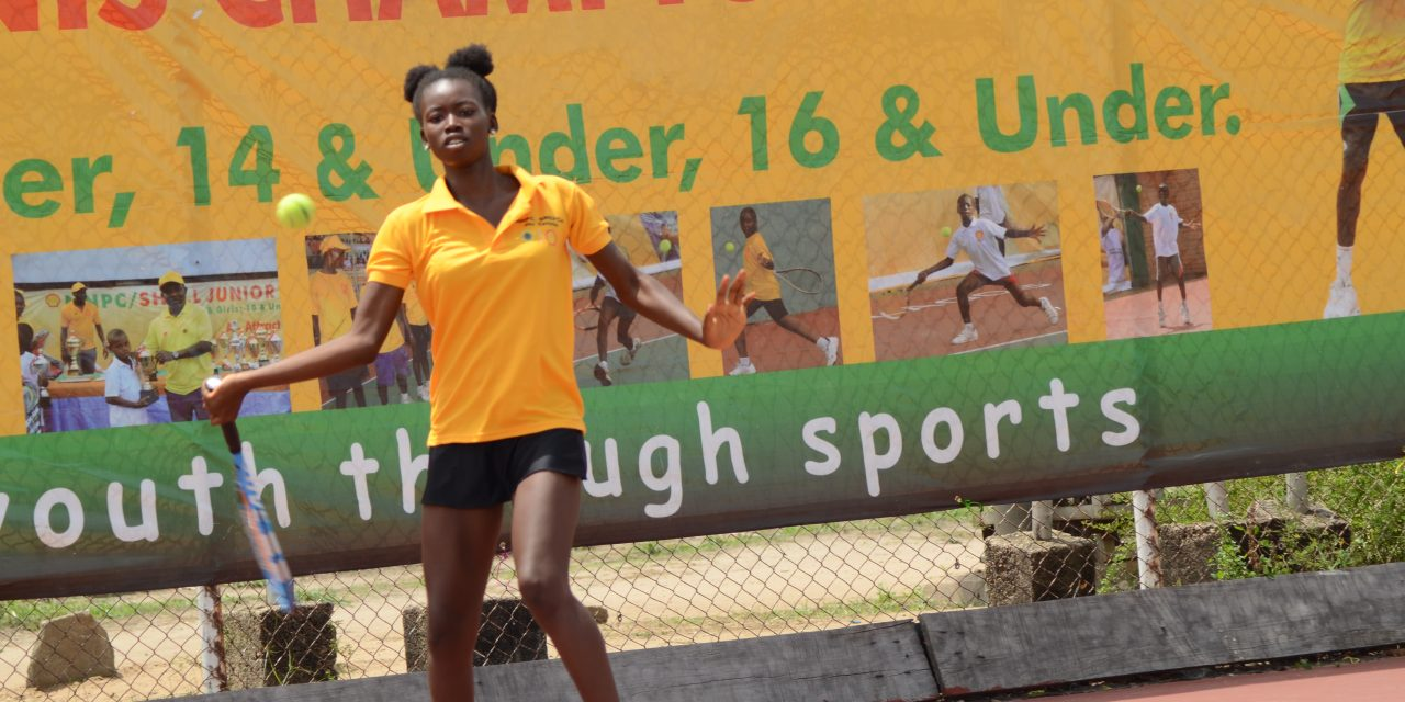 2019 SNEPCo Futures C'ship: Top seeds off to flying start in Lagos