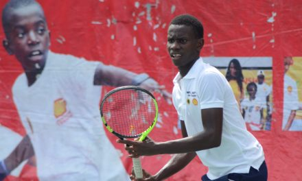 2019 SNEPCo Futures Tennis C'ship: David Dawariye, Omolayo Bamidele advance to semifinals in Lagos