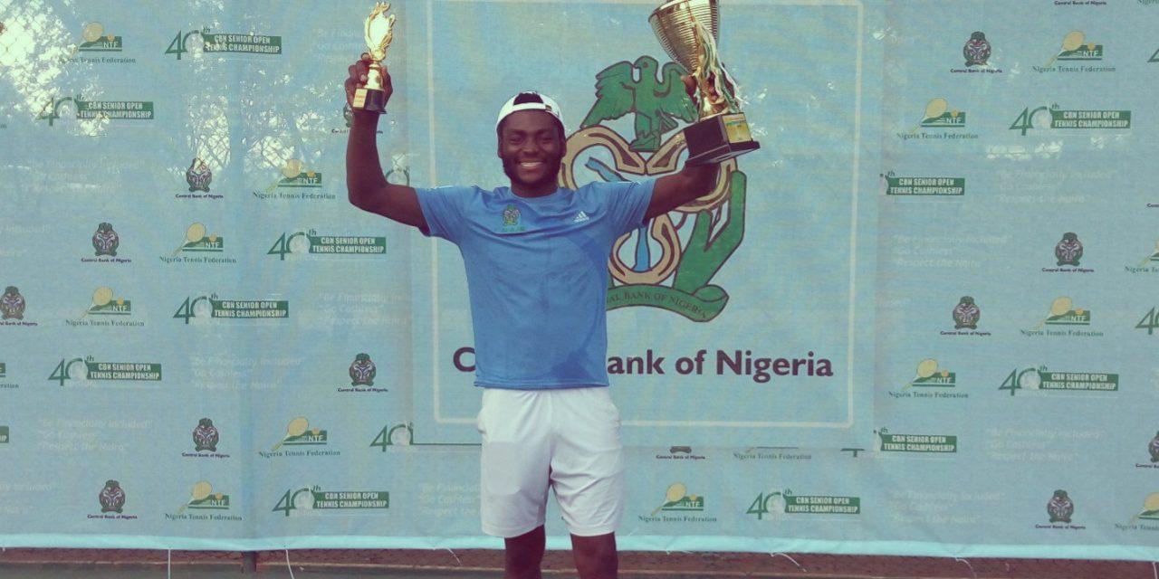 41st CBN Senior Open Tennis Championship to kick-off in June in Abuja