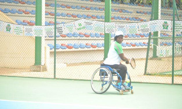 CBN Senior Open: Chituru Nwaozuzu Eases Into Wheelchair Semis