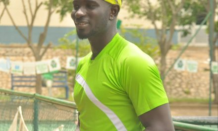 CBN Open: Babalola recovers from slow start to reach second round in Abuja