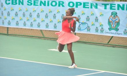 CBN Open: Sensational Quadre powers into quarter-final