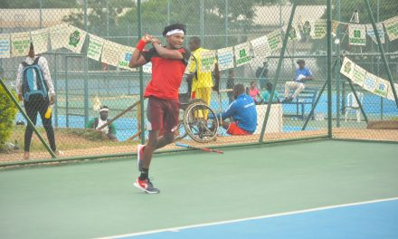 Imeh, Babalola ease into CBN Open third round in Abuja