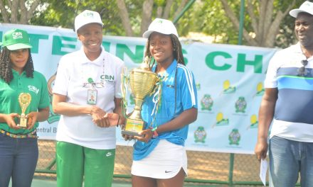 Imperious Quadre outshines Agugbom to claim maiden CBN Open title