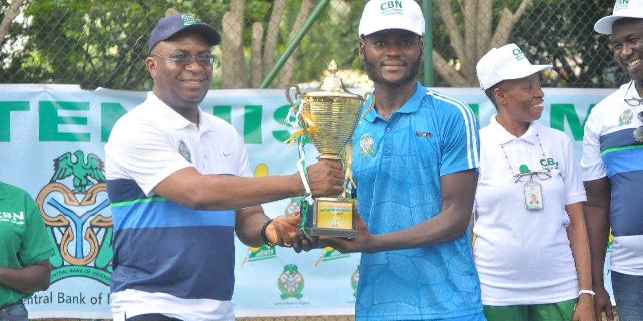 Brilliant Emmanuel powers past Babalola to defend CBN Open title