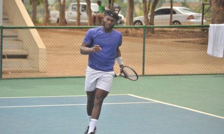 Defending champion, Emmanuel outclasses Otu to advance to CBN Open final