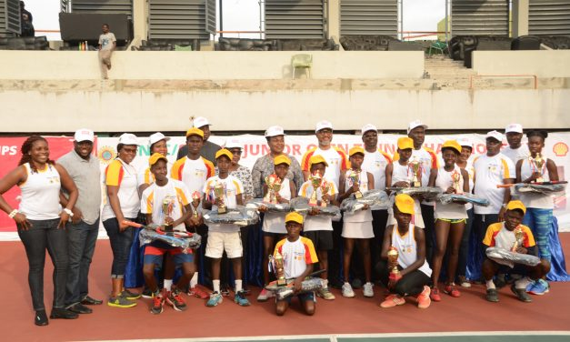 Youngsters win big at SNEPCo Futures Tennis C'ship in Lagos