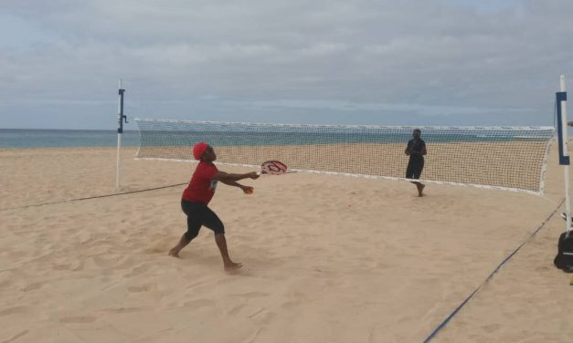 "Africa Beach Games: ""We are good to go,"" Nigeria's Coach Abdulmumin Babalola says"