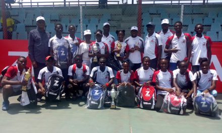 2019 Zenith Bank 'Next Gen' Junior Tennis Masters set to serve off in Lagos