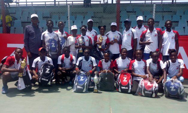 2019 Zenith Bank 'Next Gen' Junior Tennis Masters set to serve off in Lagos