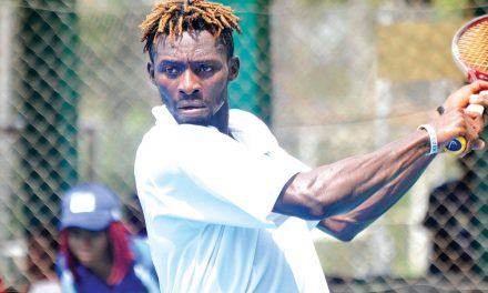 Thomas Otu targets CBN Senior Open success