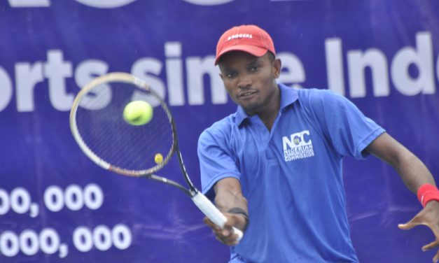 NCC Tennis League attracts six new investors as top players collect N300,000 sign-on fee