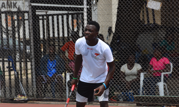 NextGen Masters: Mohammed, Omolayo advance to final, as Jebutu stuns defending champion, Abayomi