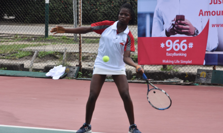 NextGen Masters: Toyosi Adeusi and Jumai Mohammed to battle for semifinal spot