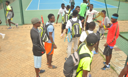 CBN Open: Over 200 players arrive Abuja as qualifying action begins