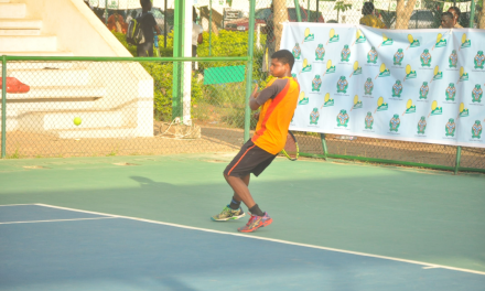 CBN Open: Men's singles qualifying action intensifies in Abuja