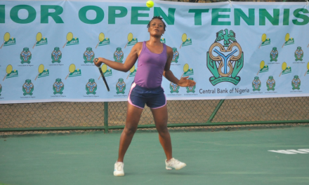 CBN Open: Ronke Akingbade, Aanu Aiyegbusi off to impressive start in Abuja