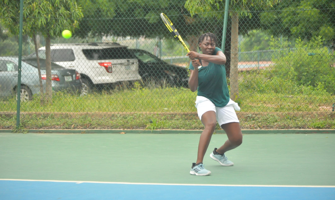 Vemp Open: Defending champion, Samuel beats Airhunwhunde again as Quadre powers into quarter-finals