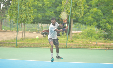 CBN Open: Top seed, Emmanuel knocks out Madueke to set up semifinal showdown with Thomas Otu