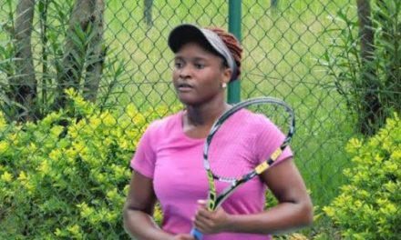 Defending champion, Sarah Adegoke will miss out on this year's CBN Senior Open