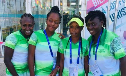 African Games: Nigeria beats Kenya to claim Bronze in women's team event