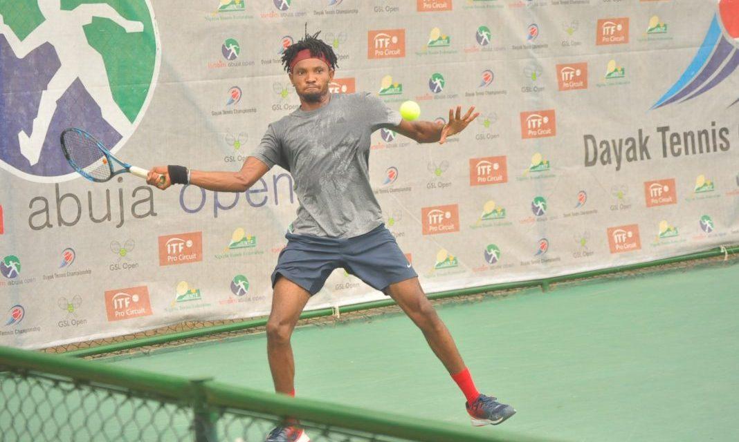 Joseph Imeh, Sylvester Emmanuel get ATP ranking points