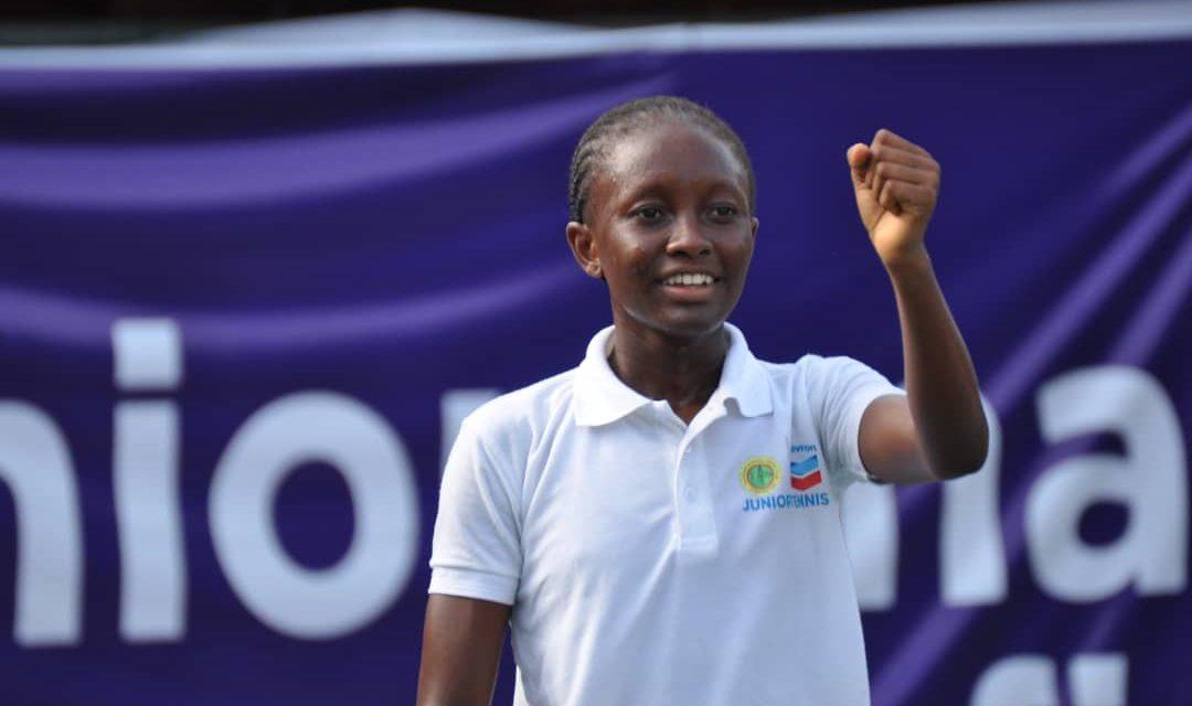 Ekpeyong, Ogunshakin into semifinals of Chevron Junior C'ship