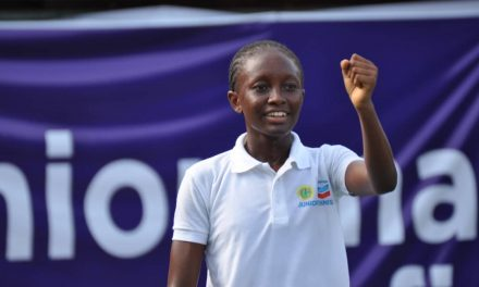 Ekpeyong, Ogunshakin into semifinals of Chevron Junior C'ship