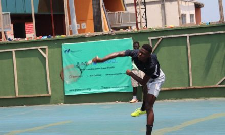Abayomi Philips powers into GTFLifetime Athletic Open final