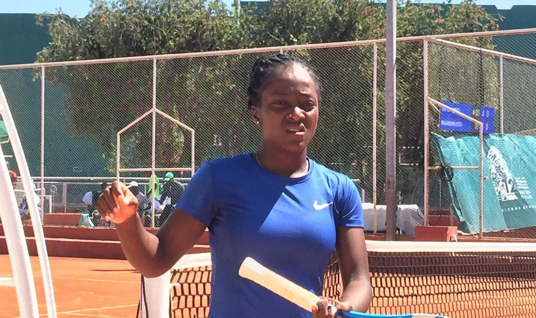 African Games: Quadre comes up short against Chanel Simmonds