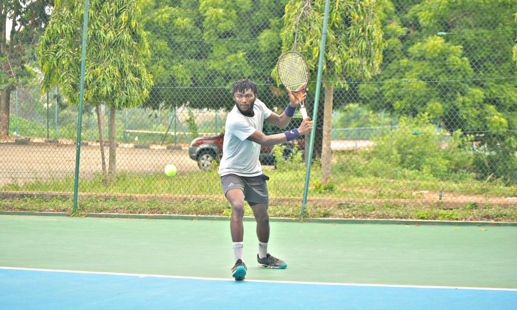 Dala Hard Court: Top seed, Sylvester Emmanuel off to fine start in Kano