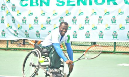 Wheelchair tennis confirmed to be part of 2020 Para-African Games in Morocco