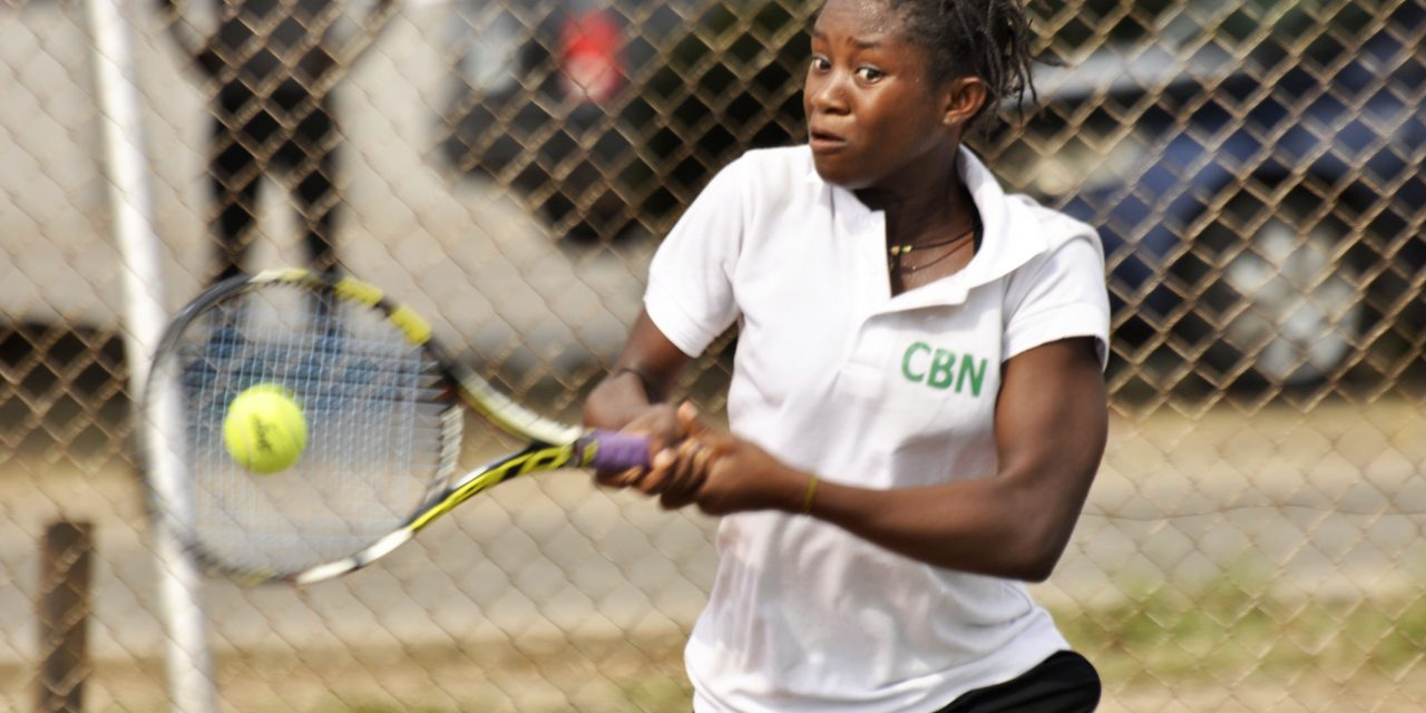 Marylove Edwards, Abayomi Philips in main draw action as GTFLifetime Athletic Open begins in Accra