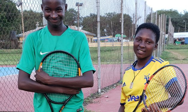 National Youth Games: FCT clinch Gold in mixed doubles