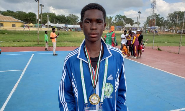 National Youth Games: Canice Abua beats David Ekpeyong to clinch Gold for Kogi State