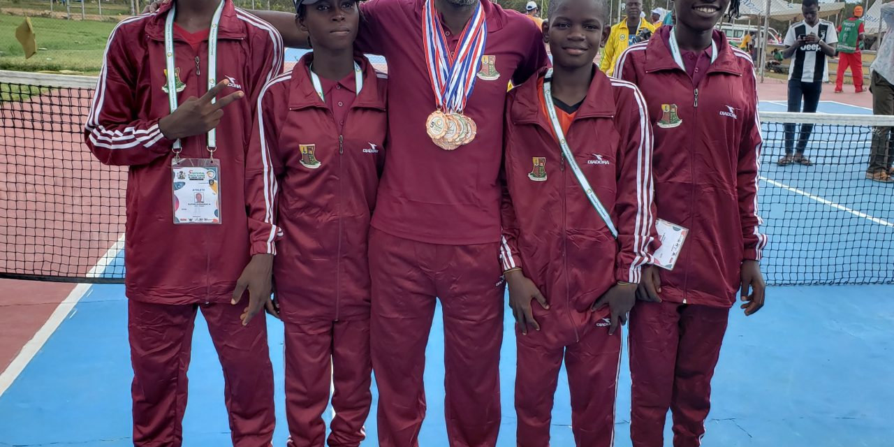State coaches reflect on their team's performance at National Youth Games